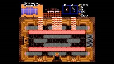 """Photo of """"Zelda: Temples of Turmoil"""" – Neat 8-bit ZC Fan-Game!"""