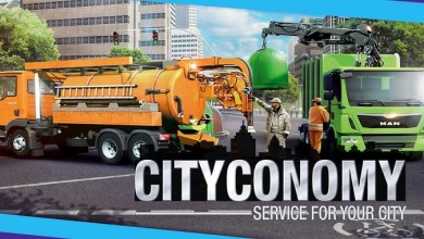 "Photo of ""Cityconomy"" — A City Service Sim That's a Literal Chore =/"