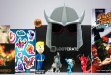 Photo of November/December Loot crate   Combat And Galaxy