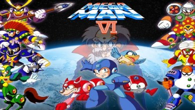"""Photo of Ringing in 2016 with """"Mega Man 6!"""""""