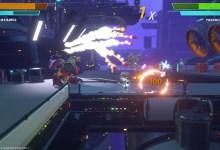 "Photo of ""ZHEROS"" — New 3D Futuristic Beat 'em Up on Steam!"