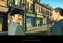 "Photo of ""Agatha Christie: The ABC Murders"" — Poirot Steams to PC!"