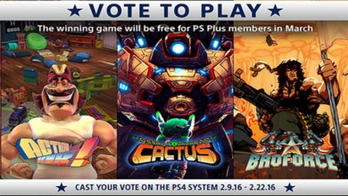 Photo of Vote On March's Free PlayStation Plus games!
