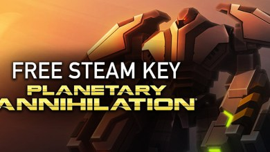 Photo of FREE Planetary Annihilation Steam key PLUS gaming laptop giveaway!