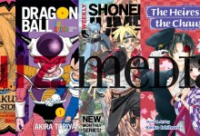 Photo of VIZ Media May Month Digital Manga Releases and Sales