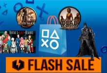 Photo of PlayStation Flash Sale