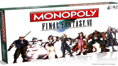 Photo of Final Fantasy VII Monopoly Announced
