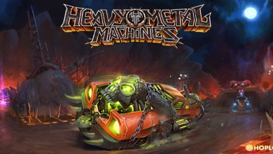 Photo of Heavy Metal Machines Revving up for Mid 2017