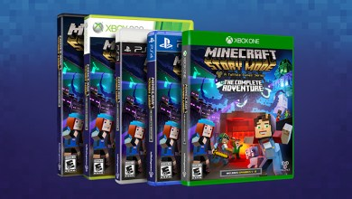 Photo of Minecraft: Story Mode – The Complete Adventure, Available at Retail This October