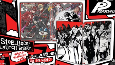 Photo of Persona 5 SteelBook Launch Edition Announced