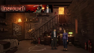 Photo of Unavowed: A Shockingly Dark Urban Fantasy Adventure