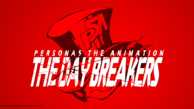 Photo of Persona 5 The Animation – The Day Breakers Will Be Streamed On Crunchyroll