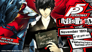 Photo of Want To See Persona 5 In English? Wait Two Days For Atlus's Live Stream!