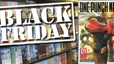 Photo of Black Friday Is Going To Be The Best time To Get Manga