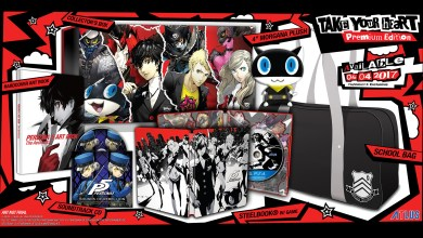 Photo of UNBOXING The Persona 5 Take Your Heart Premium Edition!