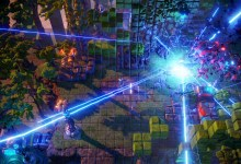 Photo of Stunning New Twin-stick Shooter Hits PC & PS4 Next Month