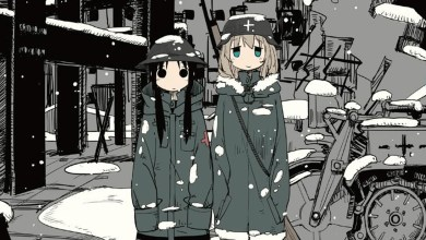 Photo of Manga Review | Girl's Last Tour #1