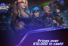 Photo of ESL Play to Host Free-To-Play Heavy Metal Machines European Championship With Over €10,000 Prize Pool