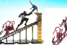 Photo of Bluefin To Release An Epic Spider-Man Battle Diorama Series Statue Set