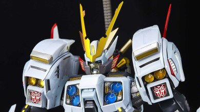 Photo of Bluefin To Release A Transformers Figure For Autobot Drift