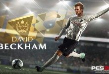 Photo of The legendary David Beckham Bends His Way into PES 2018