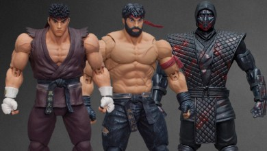 Photo of These Fighting Action Figures Don't Hold Back