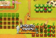 Photo of Harvest Moon: Light of Hope Launches on Steam November 14th