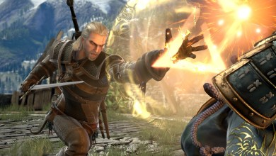 Photo of The Witcher Enters The Ring In SOULCALIBUR VI