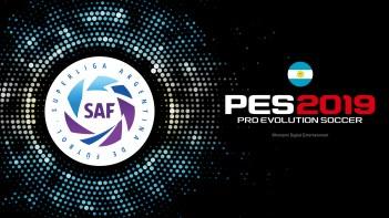 PES 2019 Superliga Argentina de Fútbol