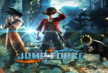 Photo of Heroes Unite! Jump Force Announced