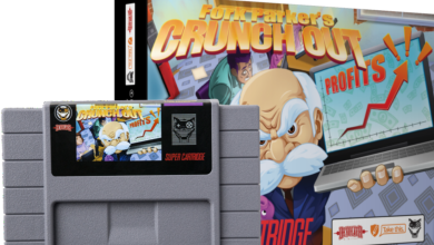 "Photo of ""Fork Parker's Crunch Out"" Blasts onto an SNES Near You!"
