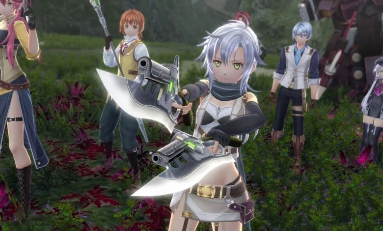 Photo of Trails of Cold Steel IV Announced for West
