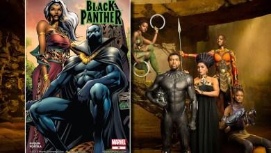 Photo of Black Panther Comics Free On Comixology