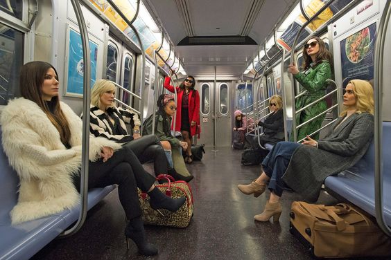 Why should you absolutely see Oceans 8 in cinema (by yourself)