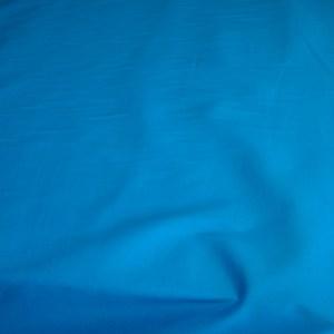 Turquoise Stretch Poplin