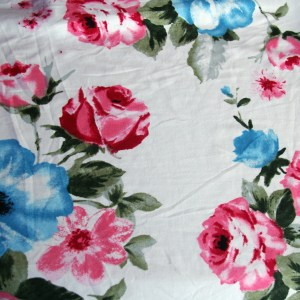 ivory pink blue rose dbp