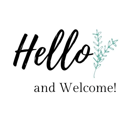 Hello and Welcome
