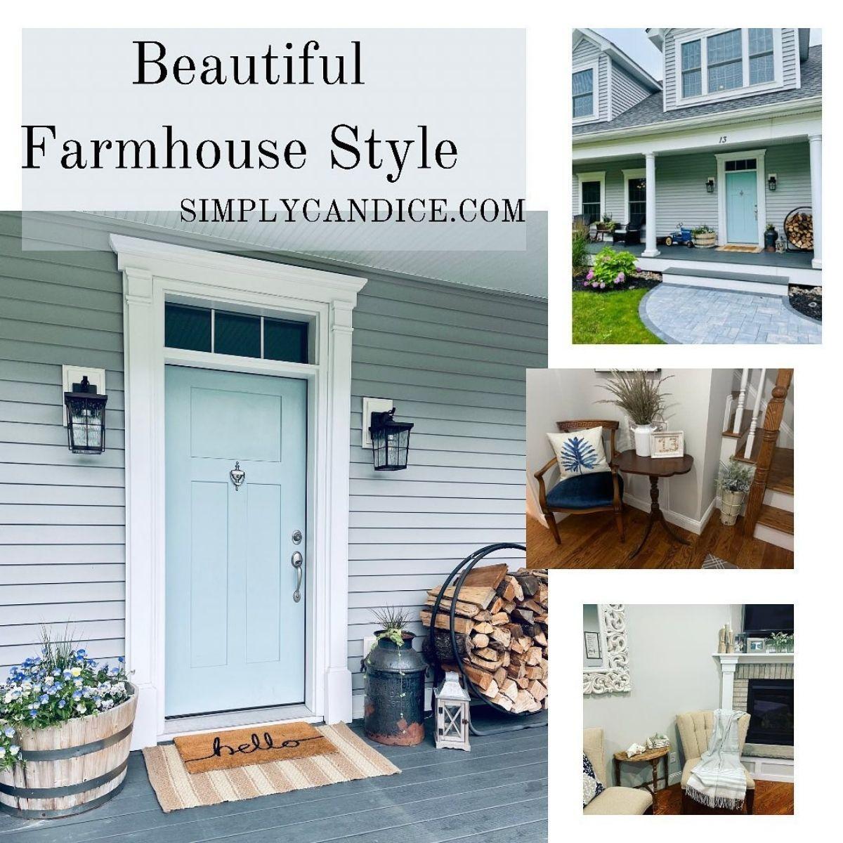 beautiful farmhouse style image