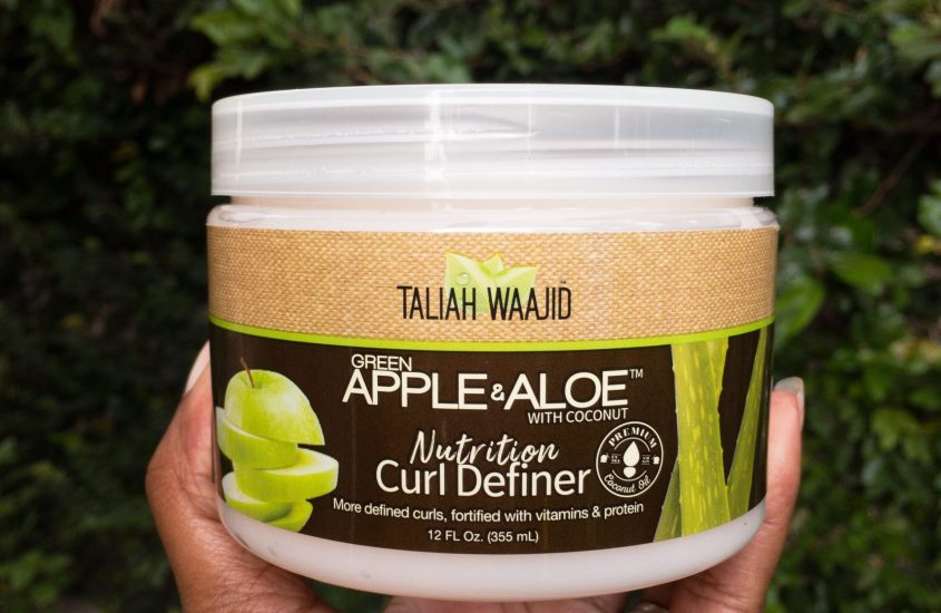 Natural Hair Styling Products I Can't Live Without