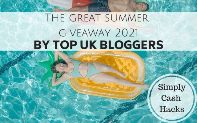 the great summer giveaway 2021