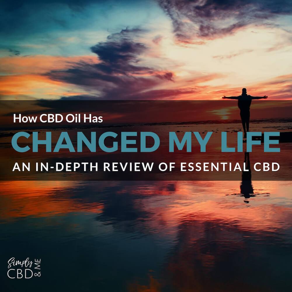 CBD Oil Review of Essential CBD Isolate Tincture & Awaken Capsules
