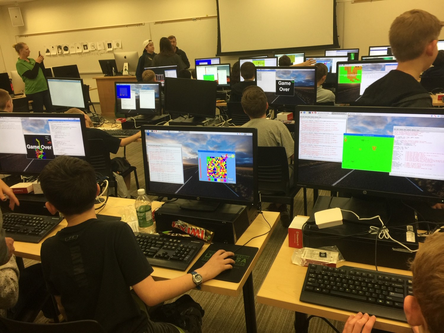 summer coding camps at Universities