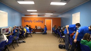Simply Coding classroom
