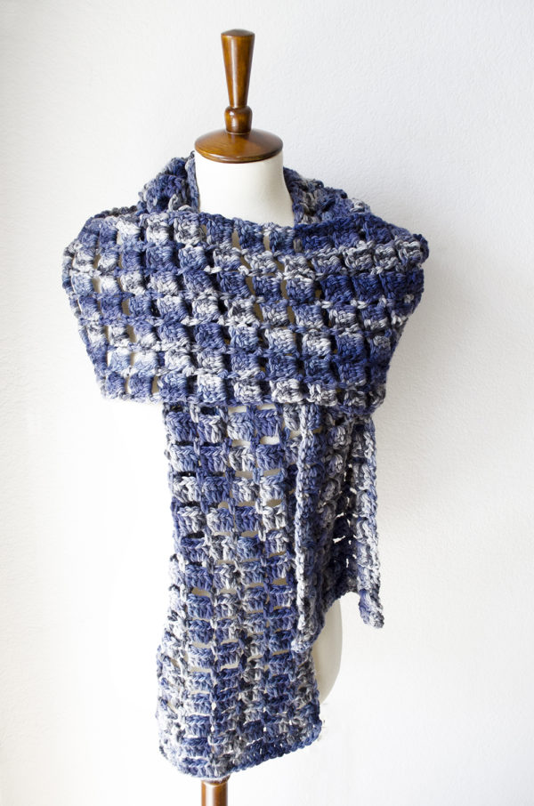 Super Scarf Crochet Pattern