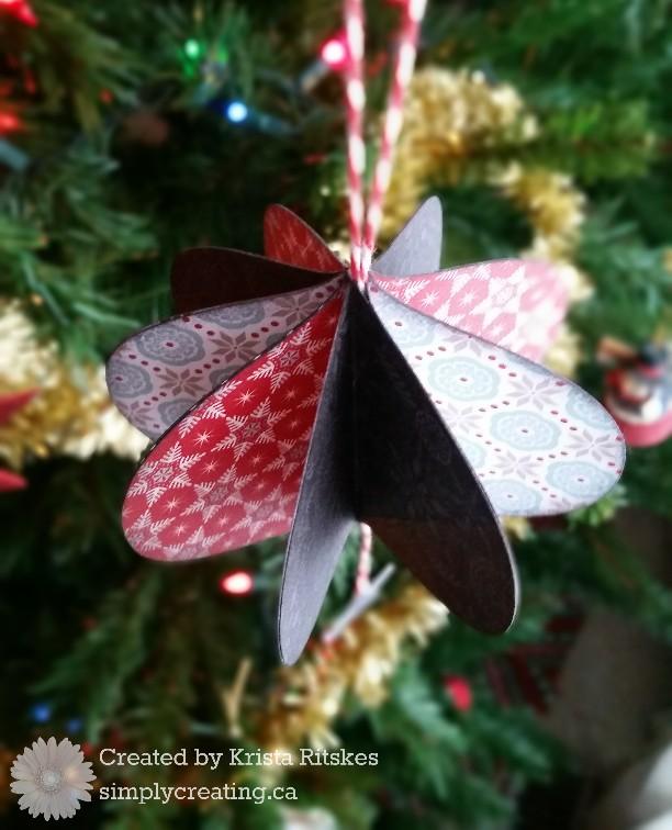 Snowhaven ornament top