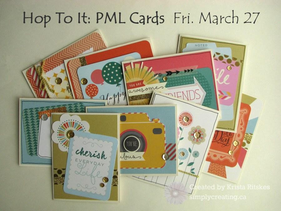 Hopscotch PML cards