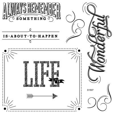 S1507 Life is Wonderful