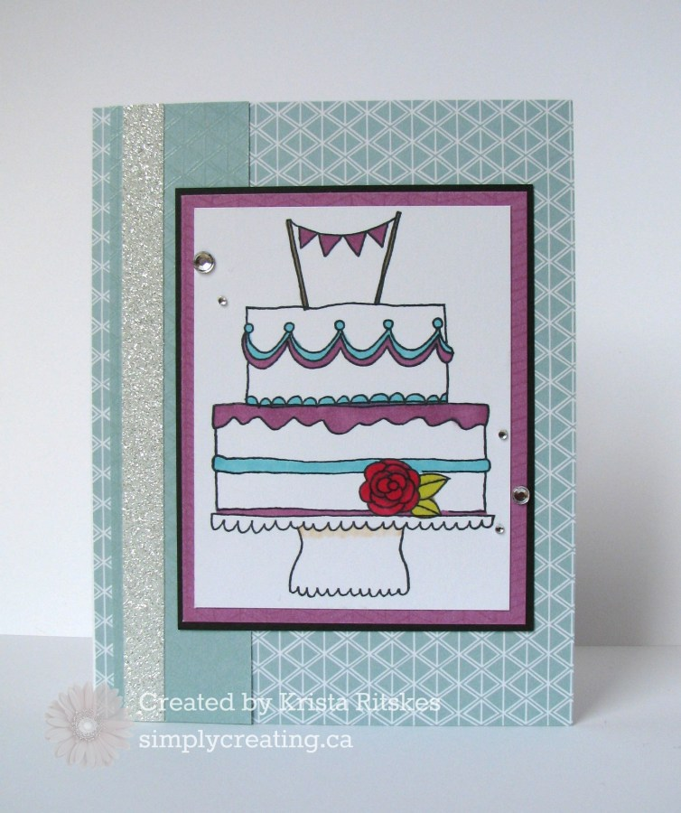 May SOTM by Krista Ritskes #simplycreating