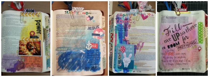 Bible Journaling Classes