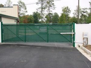 Commercial Automatic Gates